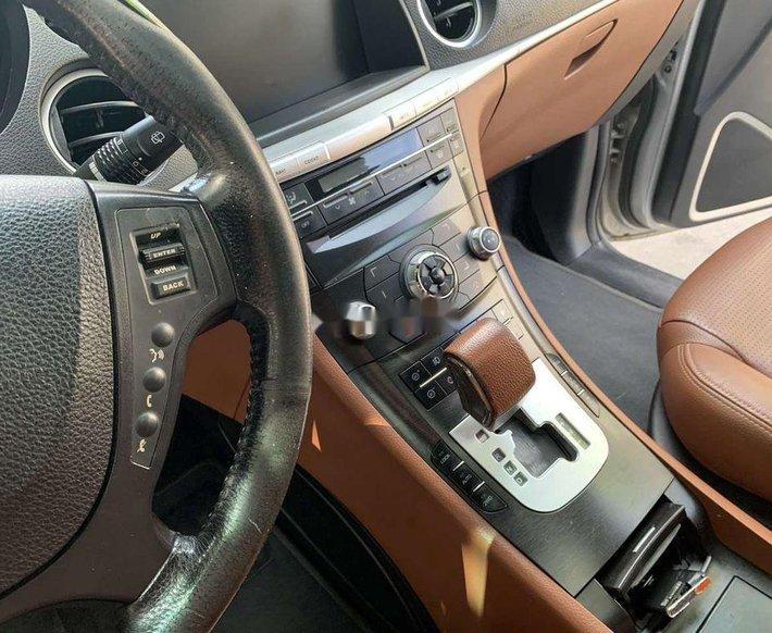 Cần bán gấp Luxgen U7 sản xuất 2011, màu bạc, nhập khẩu nguyên chiếc7