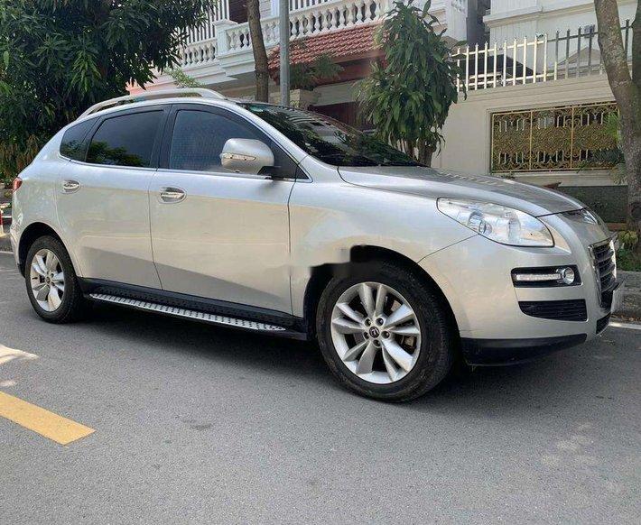 Cần bán gấp Luxgen U7 sản xuất 2011, màu bạc, nhập khẩu nguyên chiếc3