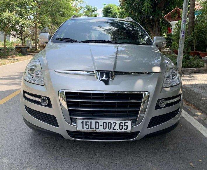 Cần bán gấp Luxgen U7 sản xuất 2011, màu bạc, nhập khẩu nguyên chiếc0