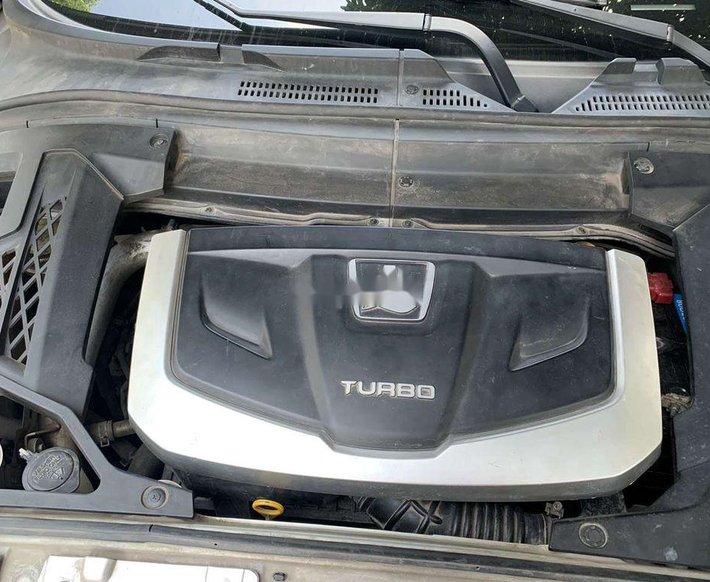 Cần bán gấp Luxgen U7 sản xuất 2011, màu bạc, nhập khẩu nguyên chiếc10