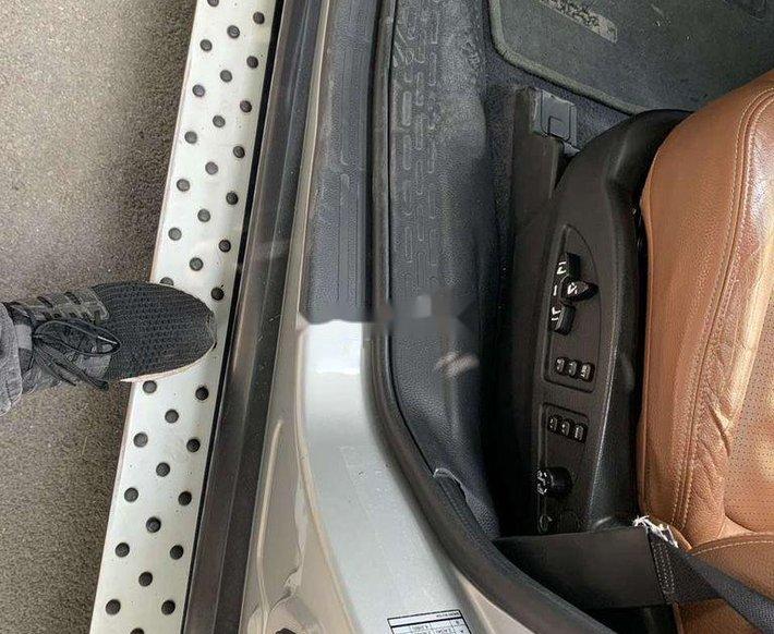 Cần bán gấp Luxgen U7 sản xuất 2011, màu bạc, nhập khẩu nguyên chiếc11