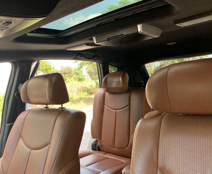 Cần bán gấp Luxgen U7 sản xuất 2011, màu bạc, nhập khẩu nguyên chiếc8