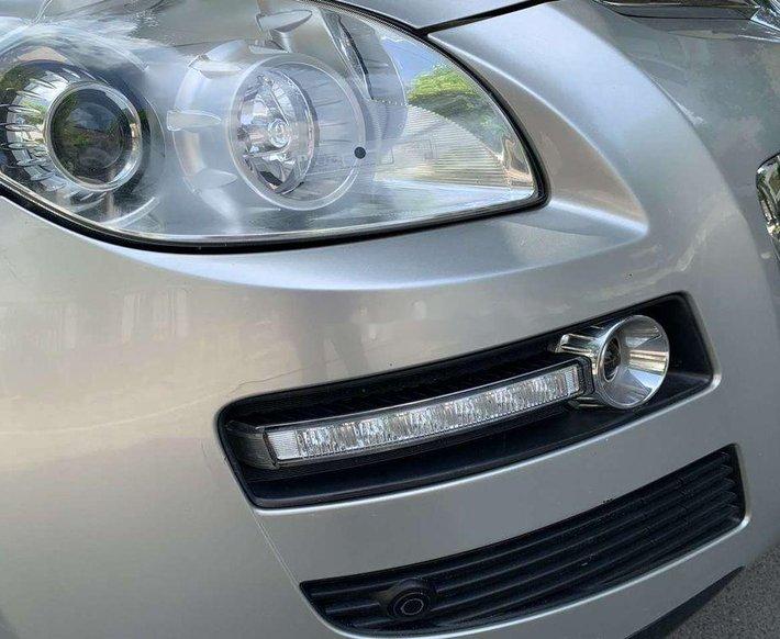 Cần bán gấp Luxgen U7 sản xuất 2011, màu bạc, nhập khẩu nguyên chiếc6
