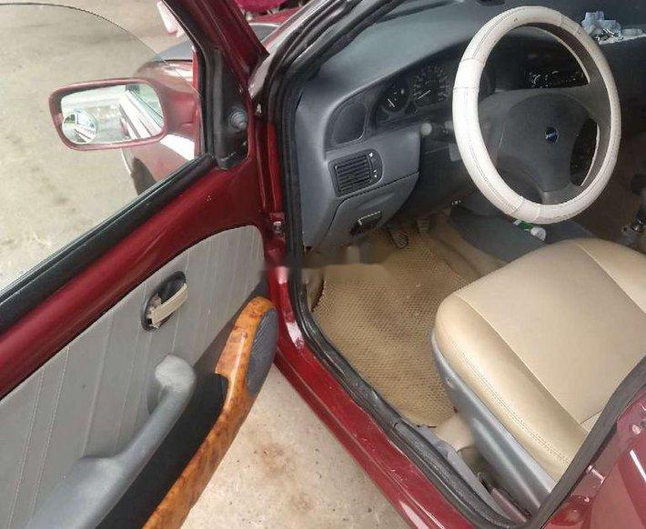 Bán xe Fiat Siena năm sản xuất 2001, nhập khẩu nguyên chiếc còn mới giá cạnh tranh6
