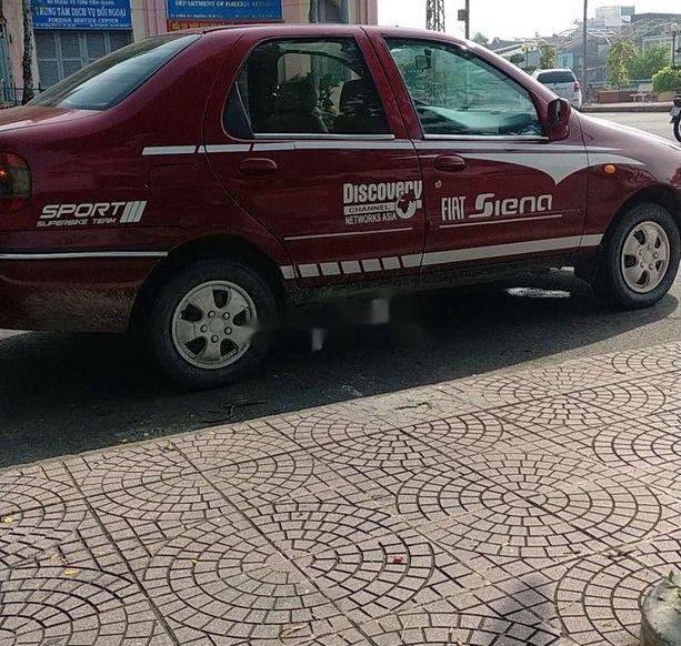 Bán xe Fiat Siena năm sản xuất 2001, nhập khẩu nguyên chiếc còn mới giá cạnh tranh0