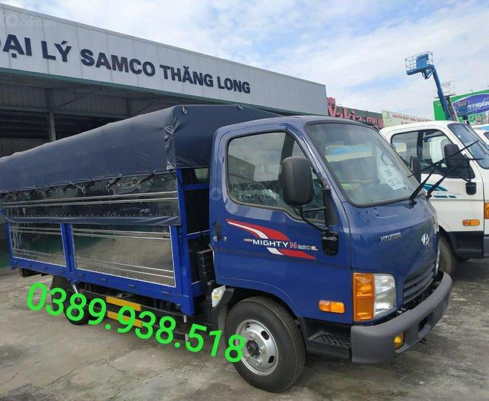 Hãng xe Hyundai Mighty N250SL, tải trọng xe tải 2.5 tấn, đơn vị lắp ráp Hyundai Thành Công4
