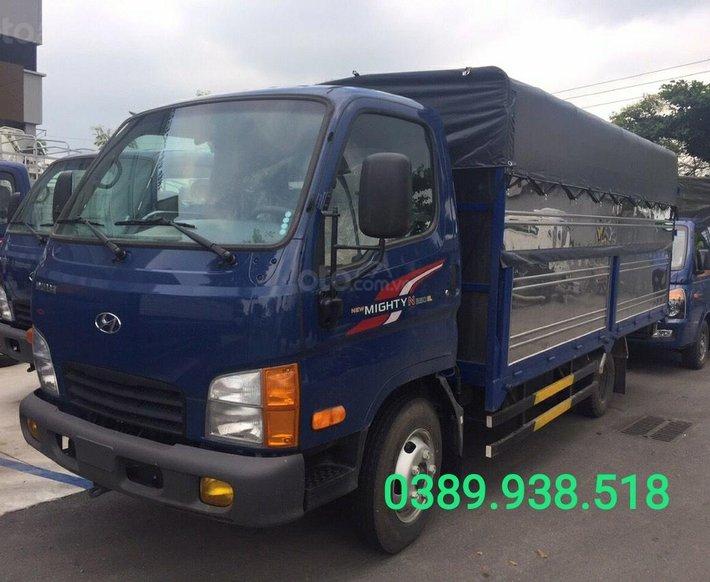Hãng xe Hyundai Mighty N250SL, tải trọng xe tải 2.5 tấn, đơn vị lắp ráp Hyundai Thành Công2