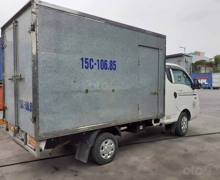 Hyundai 1 tấn SX 2006, ĐK 2012 máy cơ. LH 09739627281