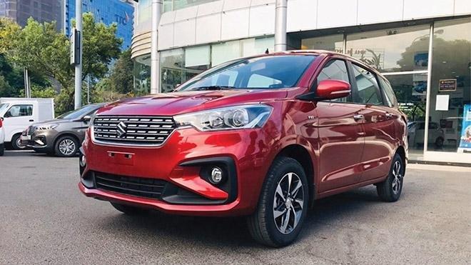 Bán xe Suzuki Ertiga 2020 Thái Lan giá siêu tốt tháng 07/2020 tại Suzuki Việt Anh0