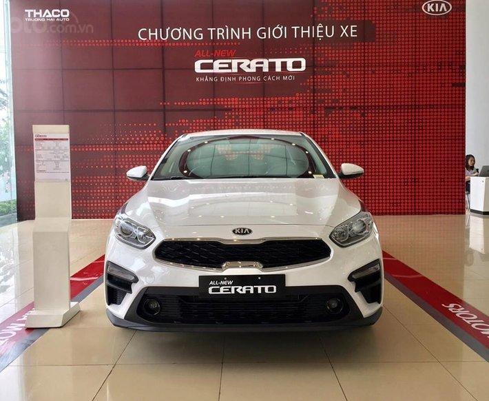 [Kia Giải Phóng] bán Cerato cao cấp 2020, xe đủ màu, giao luôn, ưu đãi ngập tràn tháng 10