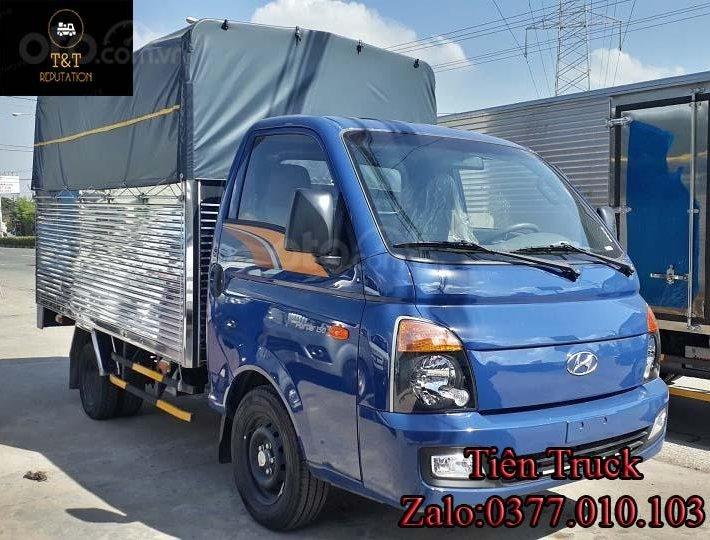 Hyundai 1 tấn 5, thùng dài 3m13, hỗ trợ trả góp0