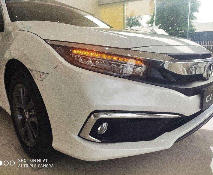 Bán Honda Civic G sản xuất năm 2020, màu trắng, xe nhập0