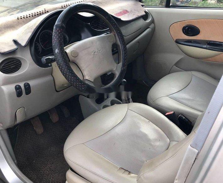 Bán ô tô Chery QQ3 sản xuất năm 2008, màu bạc5