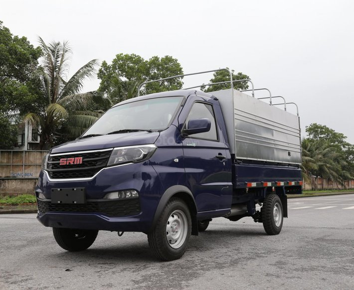 Bán xe tải nhỏ 1 tấn Dongben SRM 930kg đời 2020 bản cao cấp giá rẻ - Xe có sẵn giao ngay1