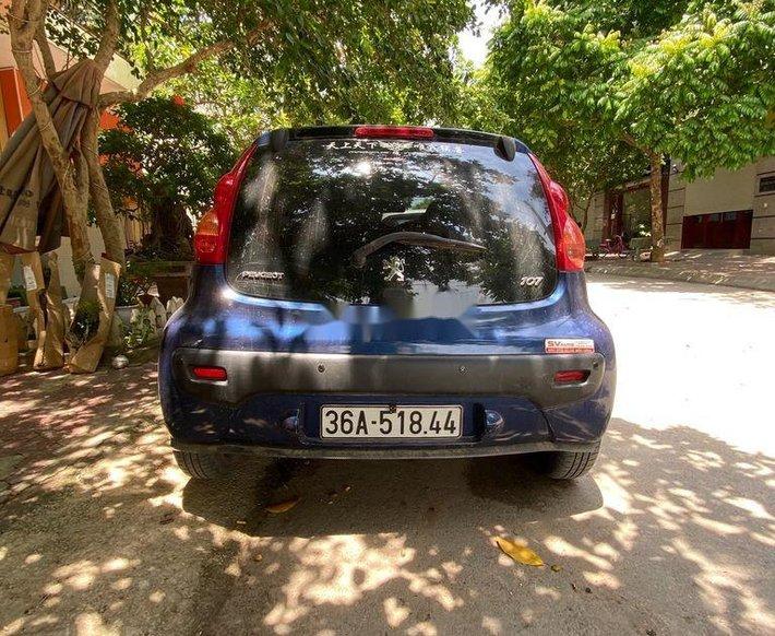Cần bán gấp Peugeot 107 đời 2012, màu xanh lam, xe nhập còn mới3