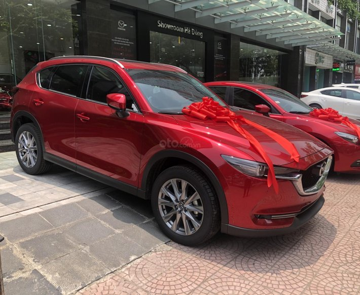 [Mazda Hà Đông] Mazda CX-5 2020 - giảm 50% thuế trước bạ, xe giao ngay0