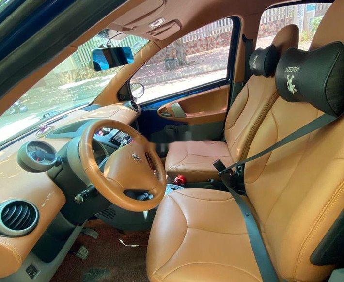 Cần bán gấp Peugeot 107 đời 2012, màu xanh lam, xe nhập còn mới4