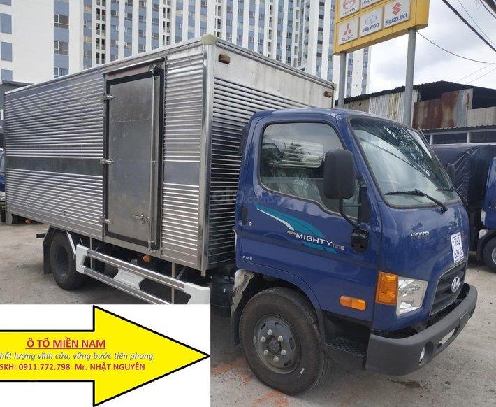 Bán xe Hyundai Mighty 110SP/110SL tại Daklak, tải trọng 7 tấn, hỗ trợ khuyễn mãi trước bạ 100%, giá cạnh tranh1