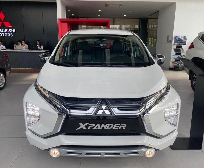 Mitsubishi Xpander 2021 hỗ trợ 100% trước bạ0