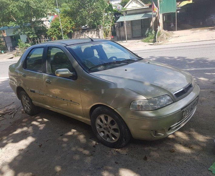 Cần bán xe Fiat Albea sản xuất 2004, xe nhập còn mới giá cạnh tranh1