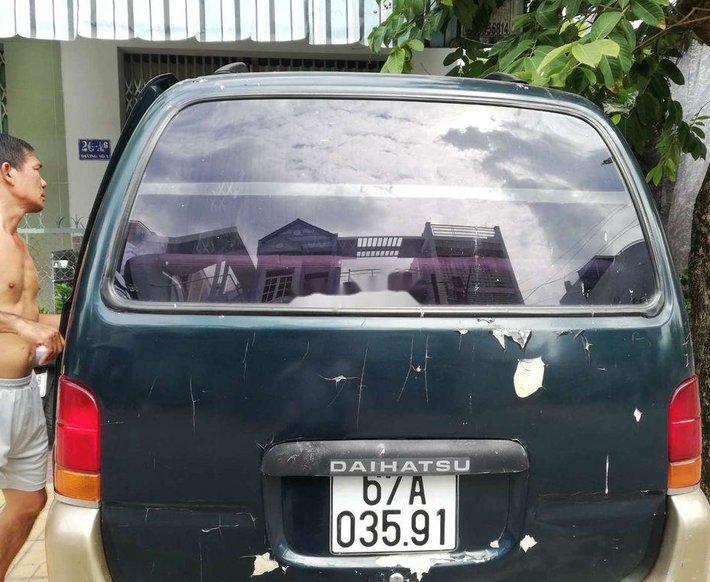 Bán Daihatsu Citivan năm sản xuất 2002, xe nhập, màu xanh dưa5