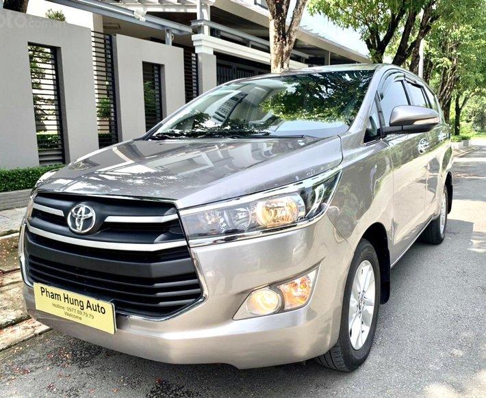 Toyota Innova model 2018, số sàn xe cọp0