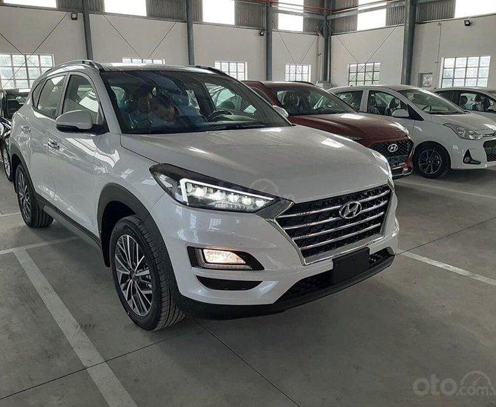 Bán Hyundai Tucson 2021 mới, giá tốt nhất0