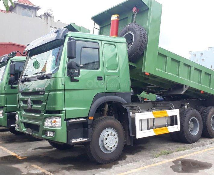 Bán xe tải Ben Howo 3 chân tải 11 tấn giá rẻ tại Hải Phòng và Quảng Ninh, Hải Dương, Hưng Yên, Thái Bình, Nam định0