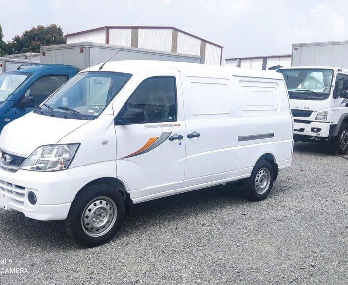 Giá xe Thaco tải Van 2 chỗ 2S và 5 chỗ 5S Trường Hải ở Hà Nội0