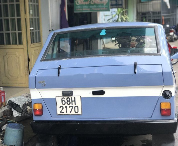 Cần bán lại xe Citroen C2 đời 1980, nhập khẩu nguyên chiếc, 98 triệu1