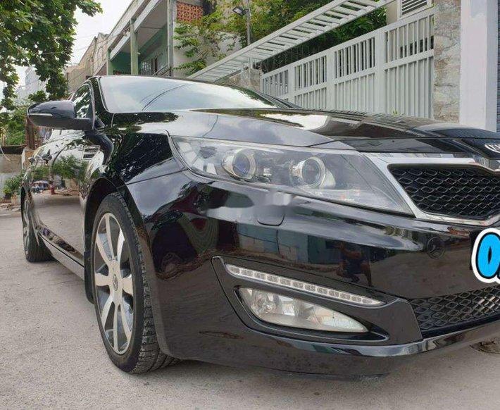 Bán Kia Optima đời 2011, màu đen, nhập khẩu, giá chỉ 485 triệu0