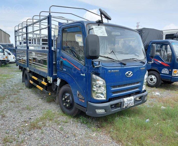 Xe tải IZ65 tải 3.5 tấn vào thành phố0