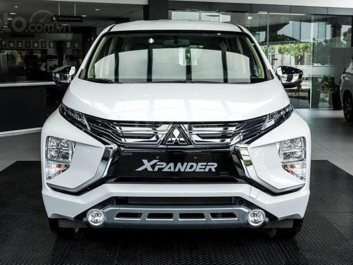 New Mitsubishi Xpander AT 2020 siêu ưu đãi tháng 10 - hỗ trợ 20 triệu phí trước bạ - đủ màu - giao ngay0