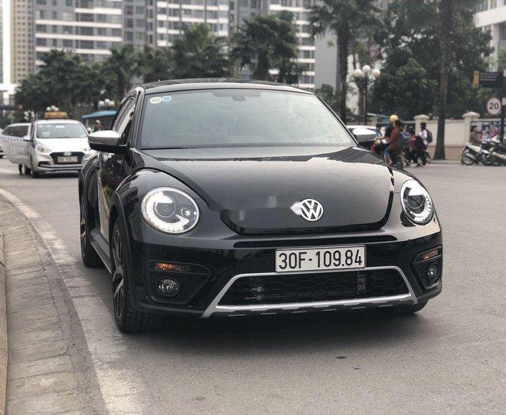 Cần bán Volkswagen Beetle năm sản xuất 2018, màu đen, xe nhập chính chủ0