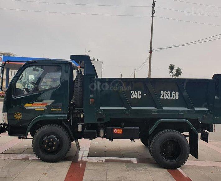 Xe tải Ben Hoa Mai 3 tấn thùng 3 khối mới 100%3