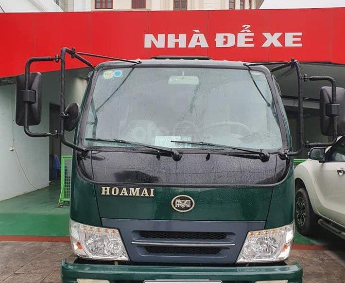 Xe tải Ben Hoa Mai 3 tấn thùng 3 khối mới 100%2