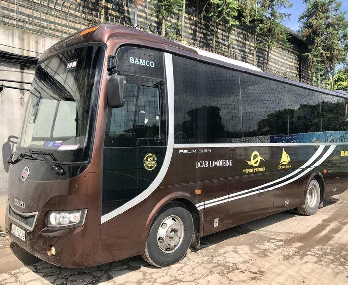 Bán xe Isuzu Samco Felix sx 2017, mới bền đẹp giá rẻ3
