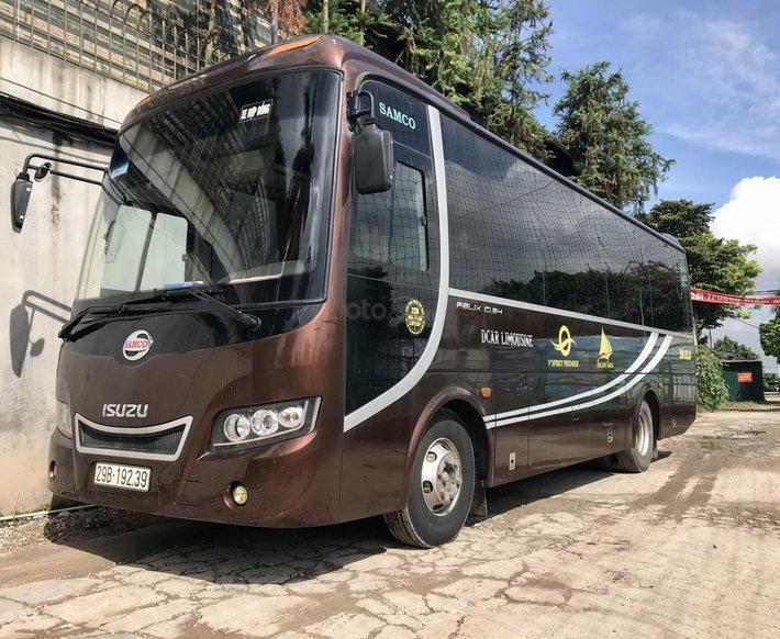 Bán xe Isuzu Samco Felix sx 2017, mới bền đẹp giá rẻ4