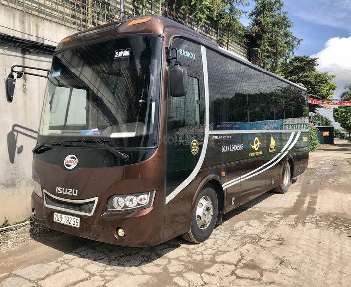 Bán xe Isuzu Samco Felix sx 2017, mới bền đẹp giá rẻ6