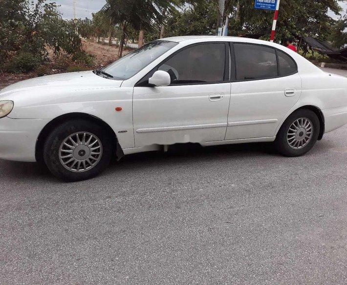 Bán Daewoo Leganza năm sản xuất 1998, màu trắng, xe nhập 0