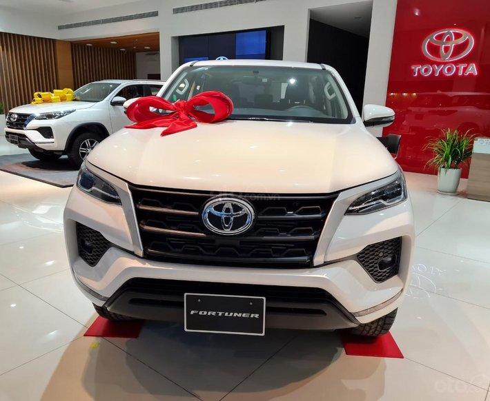 Bán nhanh chiếc Toyota Fortuner đời 20210
