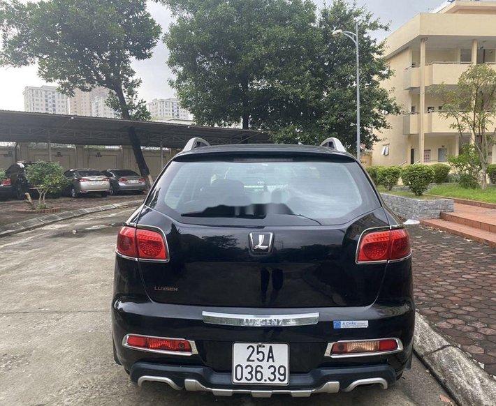 Bán Luxgen 7 SUV đời 2011, màu đen, nhập khẩu  7