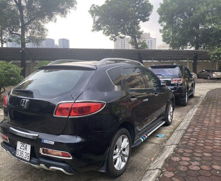 Bán Luxgen 7 SUV đời 2011, màu đen, nhập khẩu  3