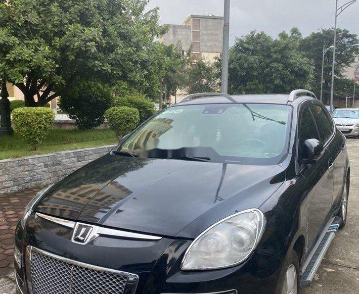 Bán Luxgen 7 SUV đời 2011, màu đen, nhập khẩu  1