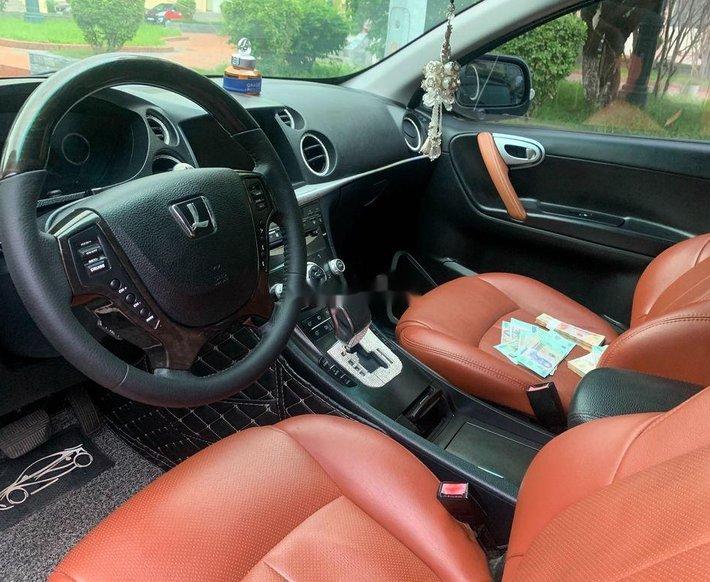 Bán Luxgen 7 SUV đời 2011, màu đen, nhập khẩu  10