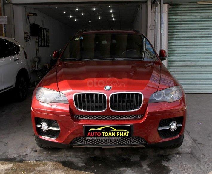 Xe BMW X6 xDrive35i 2008 - giá chỉ 630 triệu0