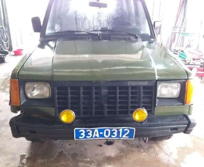 Cần bán lại xe Mekong Pronto năm sản xuất 1984, màu xanh0