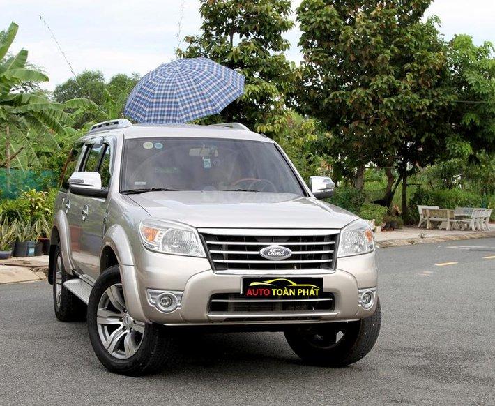 Xe Ford Everest 2.5L 4x2 AT 2010 - 420 triệu0