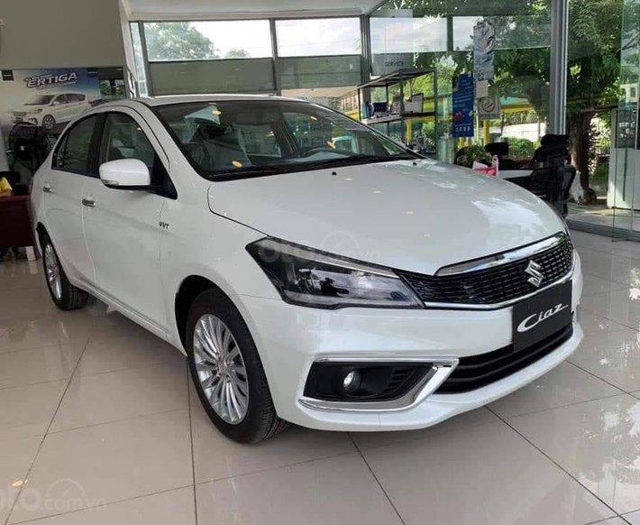 Suzuki new Ciaz 2021, nhập khẩu, giá tốt nhiều khuyến mại, hỗ trợ trả góp đến 90%1