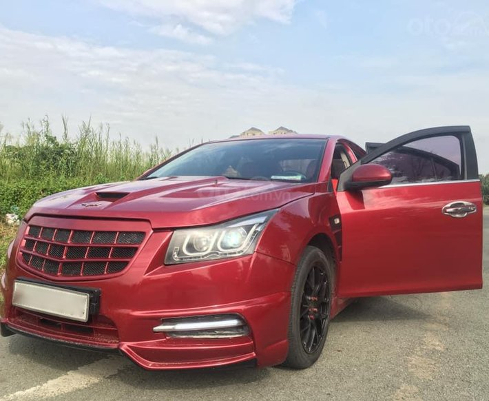Cần bán gấp Chevrolet Cruze năm 2014, màu đỏ, nhập khẩu, giá chỉ 315 triệu0